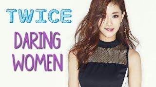 Twice - Daring women  [Sub. Esp + Han + Rom]