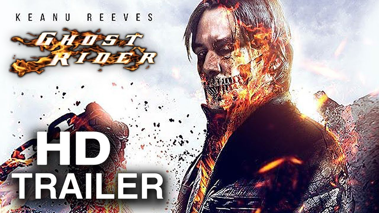 Download GHOST RIDER - Teaser Trailer Concept (2021) Keanu Reeves Marvel Comics Parody Movie