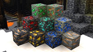 Minecraft's New Ores Are Awesome