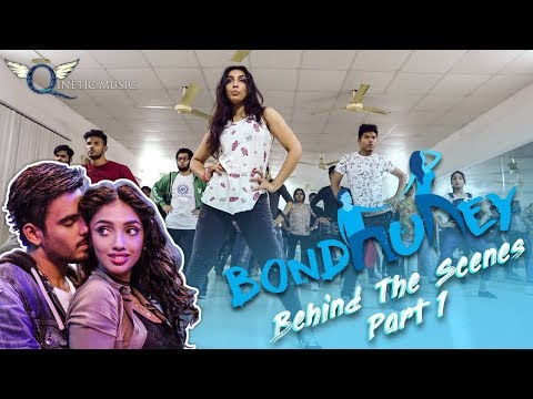 Bondhurey - Behind The Scenes: Part 1 (Auditions)