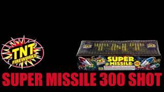 Super Missile 300 Shot - TNT® Fireworks Official Video
