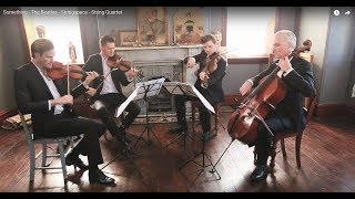 Something - The Beatles - Stringspace String Quartet