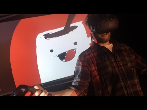 We Draw in Virtual Reality - LIVE!