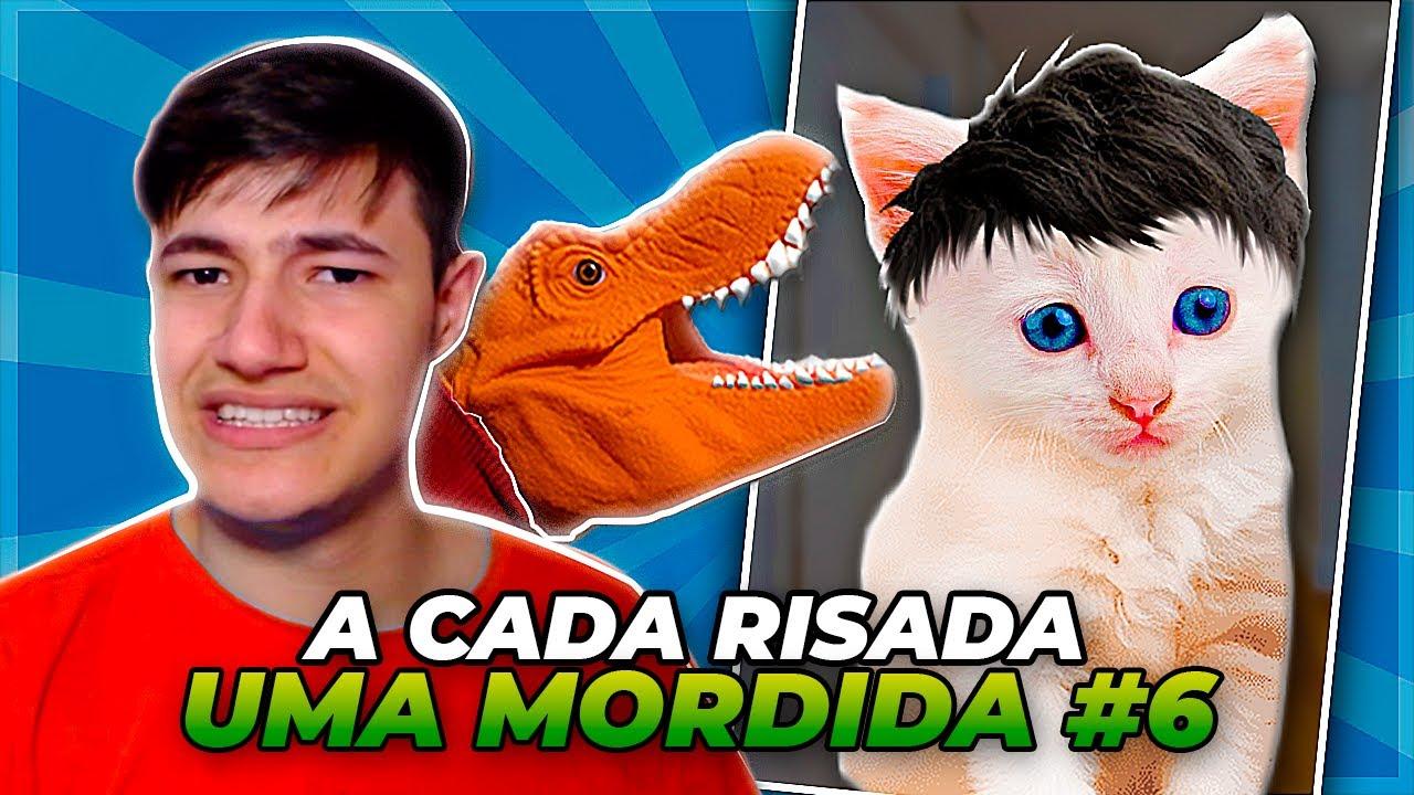 ENCONTRAMOS UM GATO EMO! A CADA RISADA UMA MORDIDA! #6