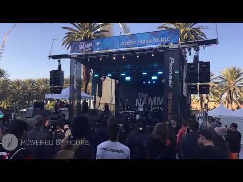 Infected Mushroom Live @ NAMM 2018 - Recorded In Binaural 3D Audio (Wear Headphones)