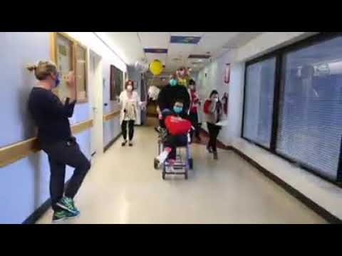 Doctors Save Newark Girl From Near Fatal COVID-19 Complications (Clap Out Video)