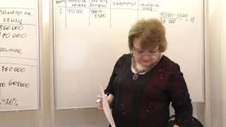 Школа бухгалтеров и аудиторов Урок 5 12 Практика по решению задач, методы амортизации
