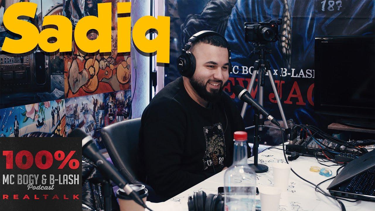 100% Realtalk Podcast #69 | Sadiq | Krieg | Animus | Manuellsen | Haftbefehl | EGJ | PA Sports