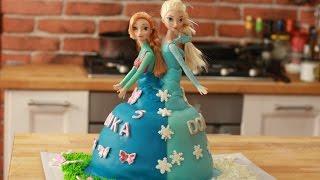 tort-z-krainy-lodu-frozen-anna-elsa-sister-cake-princess-doll-cake
