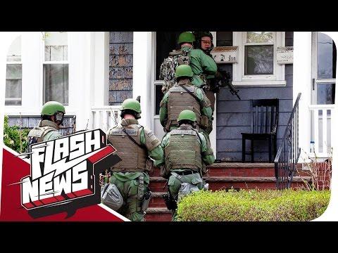 """Ebola Swat-Team I """"Dummer Fehler"""" Kinderpornographie? I Sinnlose Waffenlieferungen"""