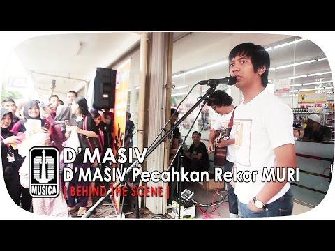 D'MASIV Pecahkan Rekor MURI | BTS Part 4