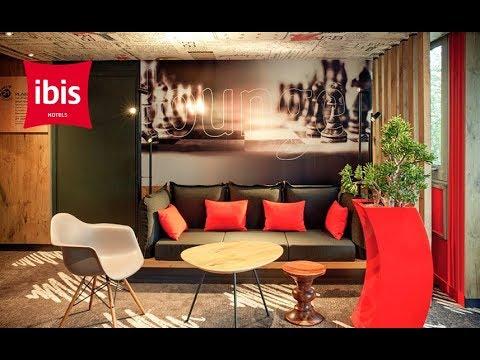 Discover Ibis Paris Gennevilliers • France • Vibrant Hotels • Ibis