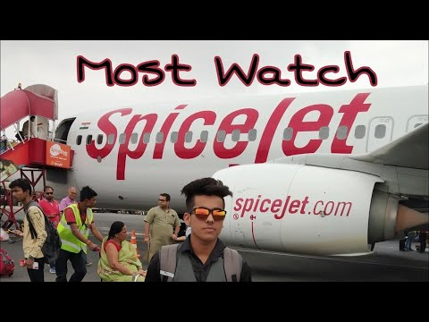 #Patna To #kolkata #Flight #Journey with #SpiceJet  #Jayprakash narayan international airport patna,