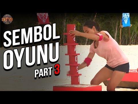 Sembol Oyunu 3. Part   19. Bölüm   Survivor Türkiye - Yunanistan