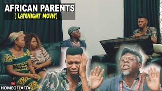 THE STRANGE FATHER - Homeoflafta comedy