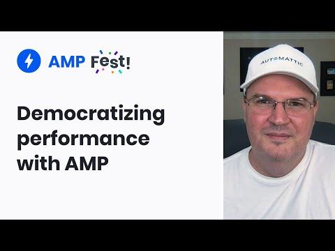WordPress.com: Democratizing performance with AMP
