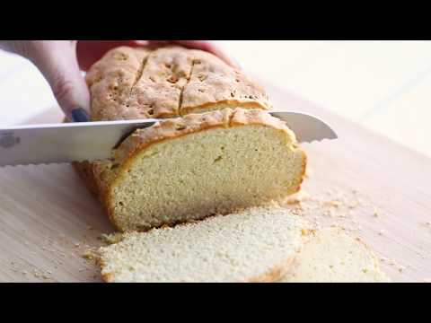 Easy Homemade Vegan Bread (Gluten-Free and Soy-Free)