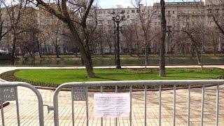 Самоизоляция в Москве: как выглядит столица после введения ограничений из-за коронавируса | день 21