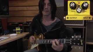 Boss SD1w Waza Craft Super Overdrive, demo by Pete Thorn