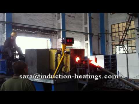 Heating Processing by Medium Frequency Induction Heating Equipment