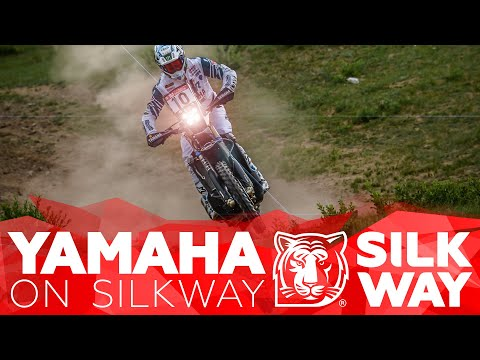 Third in 2019. Motoracers storm Silk Way on Yamahas | Silk Way Rally 2019🌏