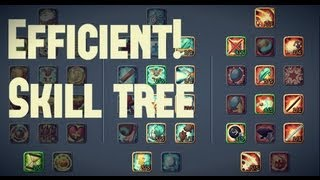 Transformice Tutorial: Most Efficient Shaman Skill Tree