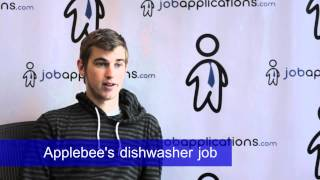 Full Video Cracker Barrel Interview Dishwasher