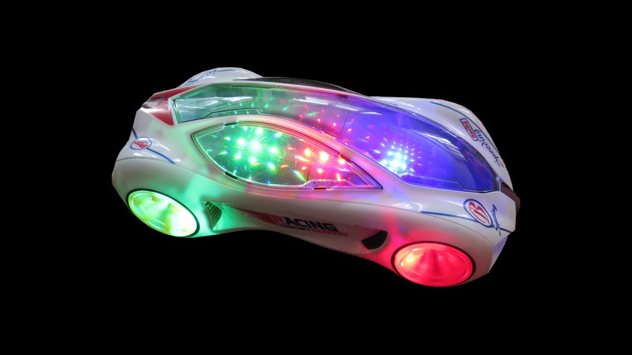 Supercar Toy Bump And Go Supercar Toys For Children Car Toys
