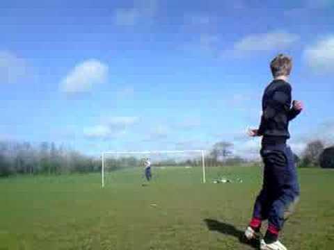 nicks dipper ( Me in goal)