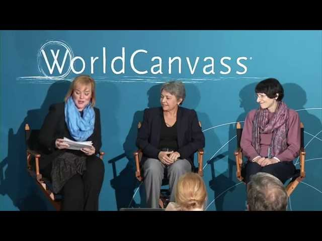 WorldCanvass: The Tenacious Cycle of Poverty, Hunger, & Disease (2 of 3)