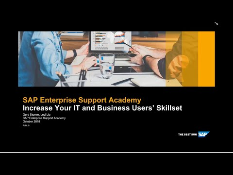 introduction-to-sap-enterprise-support-academy