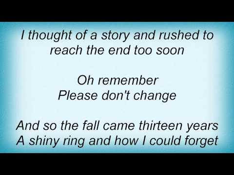 Cure - Primary Lyrics