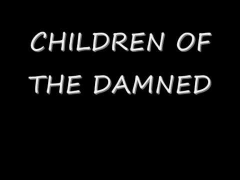 "Iron maiden ""Children of The Damned "" LYRICS"