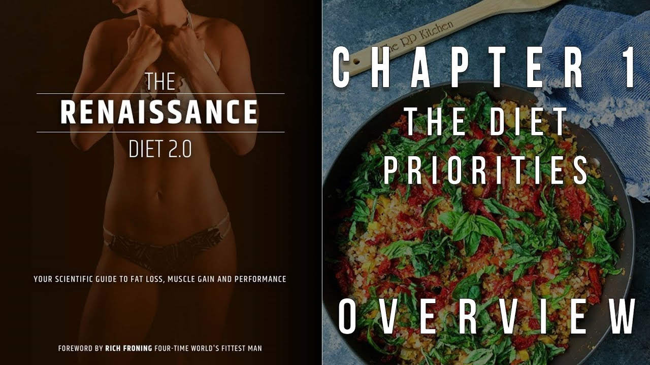 The RP Diet 2 0 | Chapter 1| The Diet Priorities