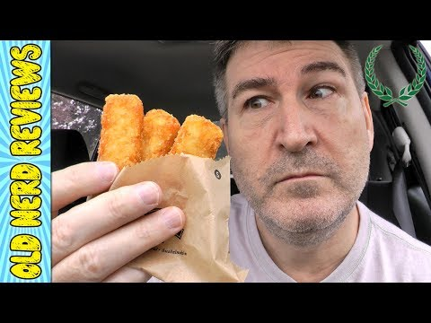 Burgerville Hash Browns REVIEW | Hash Brown Olympics
