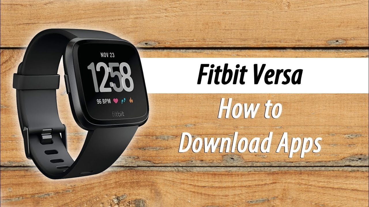 how to download fitbit app