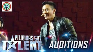 Pilipinas Got Talent Season 5 Auditions: Troy Perez - Mentalist