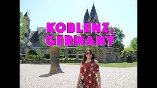 One day trip in Koblenz, Germany