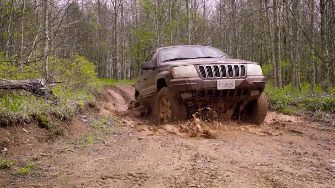 Off Road Tire Review General Grabber At2 2 Jeep Wjs And A Ford