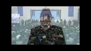 Holy Quran Recitation by Mv Naseem Ahmed Bajwa Sb Ahmadiyya Jalsa Qadian 2012