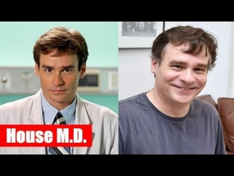 House M.D.  Then And Now 2017  Kids Cartoon