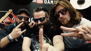 Die größte Gaming-Messe | Gronkh & Sarazar auf der gamescom 2016