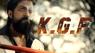 KGF BGM | Rocking Star Yash