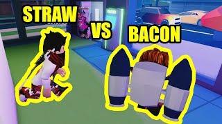 STRAW vs USER 1v1 | Roblox Jailbreak