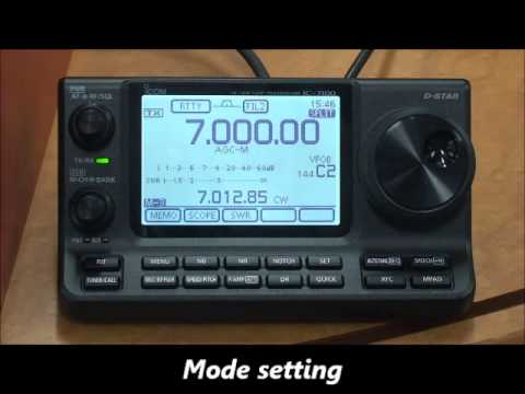 ICOM IC-7100 TRANSCEIVER USB WINDOWS 7 X64 DRIVER DOWNLOAD