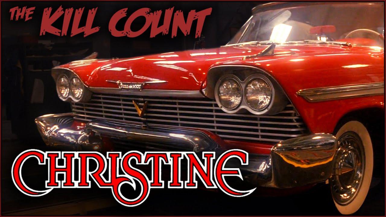 Download Christine (1983) KILL COUNT