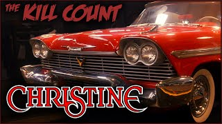 Christine (1983) KILL COUNT
