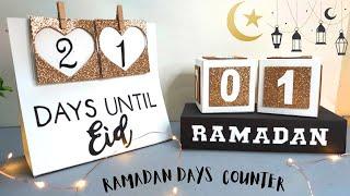 Ramadan Home Decorations DIY | Ramadan Decoration Ideas | Ramadan Decoration Ideas 2021🌙🕌🌟