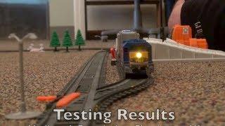 Jakks Power Trains: Testing the Pacific Power Trains Auto Loader City