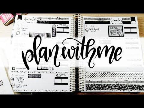 Storytime | Erin Condren Plan With Me